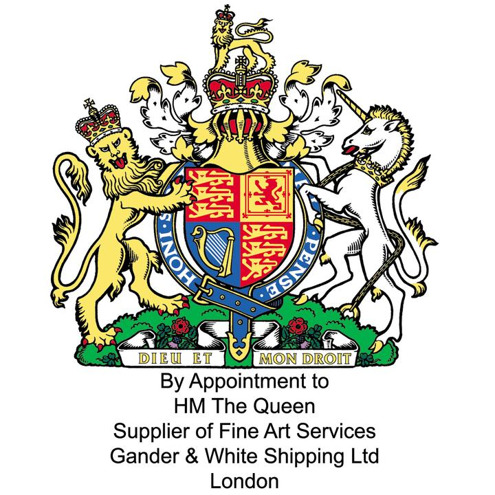 By Royal Appointment To Hm Queen Elizabeth Ii Gander White